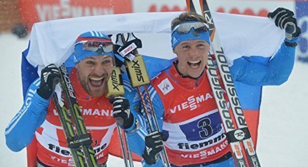 Alexei Petoukhov et Nikita Krioukov