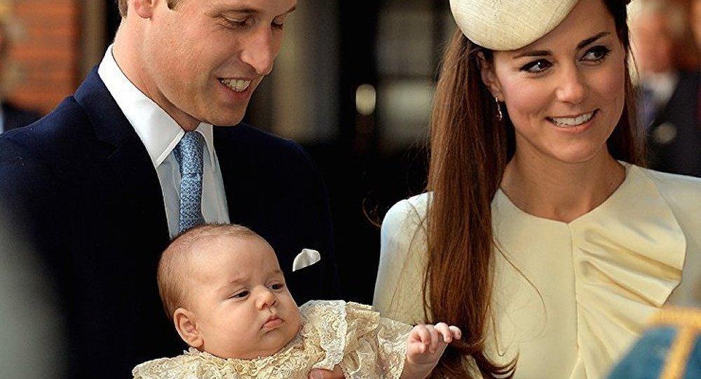 Le prince George de Cambridge a été baptisé à Londres