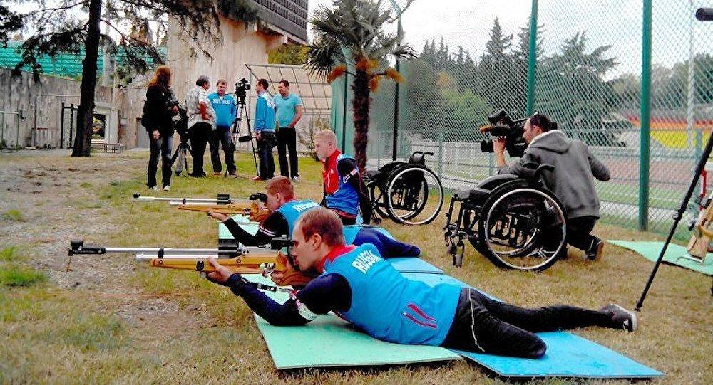 Sotchi : une ville aménagée pour les paralympiens