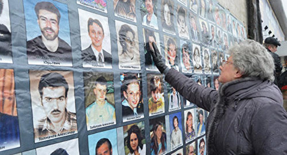Moscou commémore les victimes du terrorisme Nord-Ost