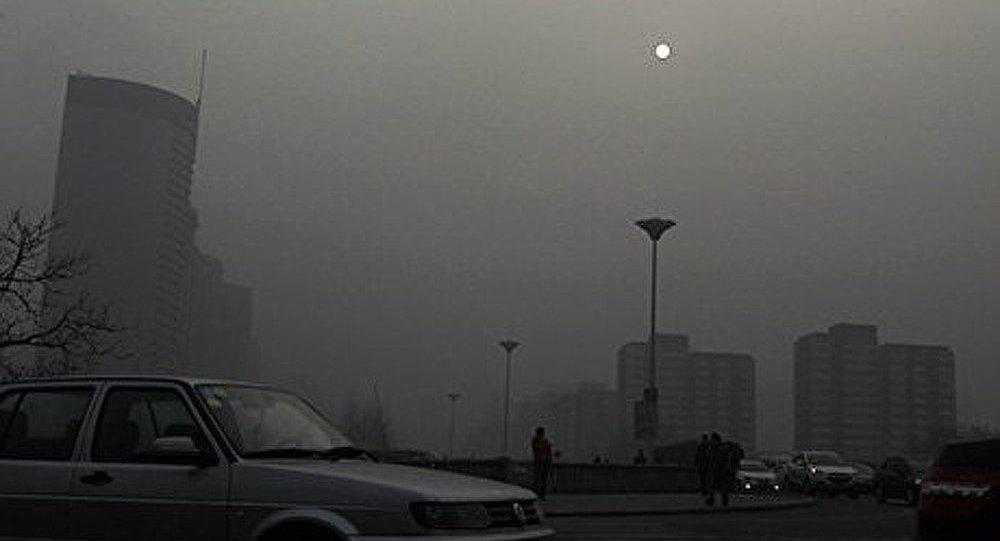 Un aspirateur va assainir l'air dans les villes