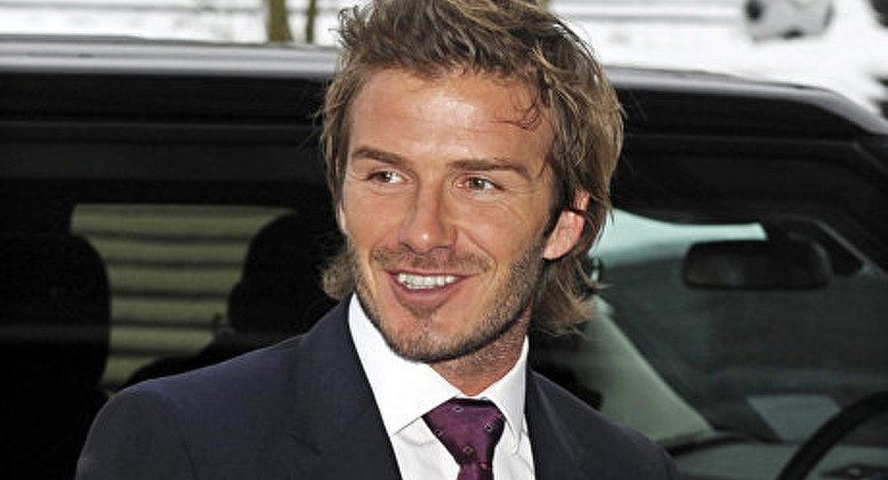 David Beckham devient l'auteur d'un accident de la circulation à Beverly Hills