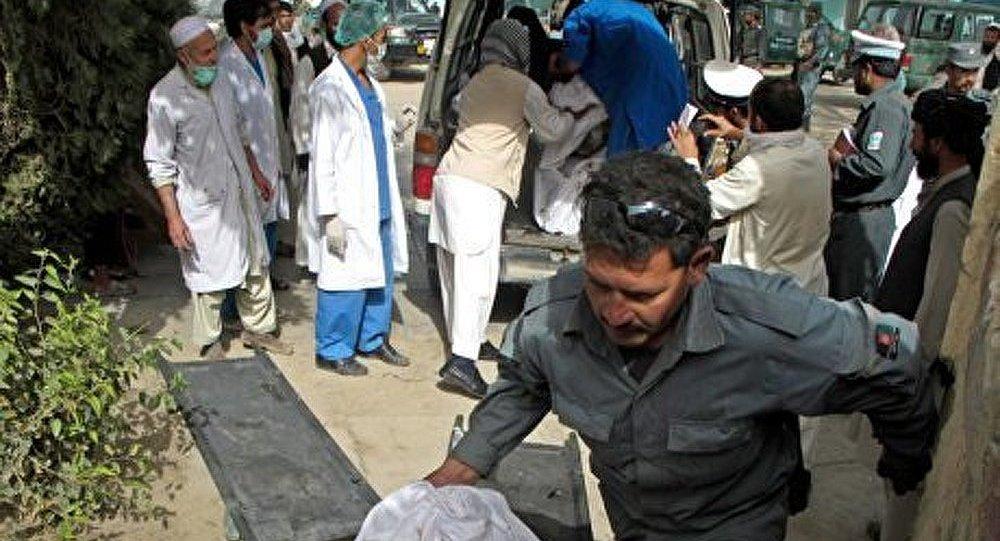 Afghanistan : un bus de mariage dynamité en faisant 18 morts