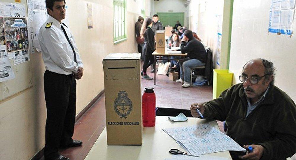 Législatives en Argentine