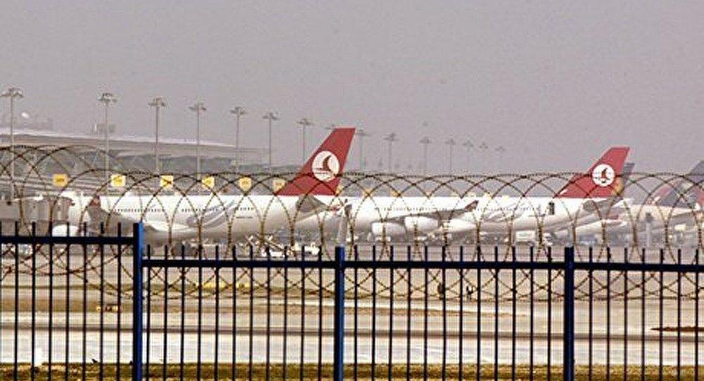 Turquie : deux avions de Turkish Airlines se heurtent à Istanbul