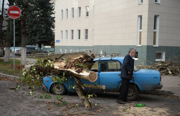 Russie : lutte contre les conséquences de la tempête « Saint Judas »