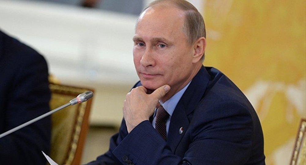 Poutine est l'homme le plus influent du monde selon Forbes