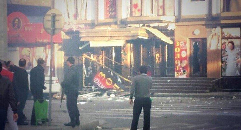 Deux explosions à Makhatchkala font un mort