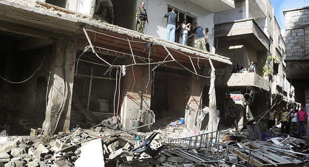 Syrie : au moins 17 morts dans une série d'attaques