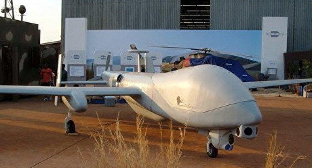 Les drones américains auront une défense laser