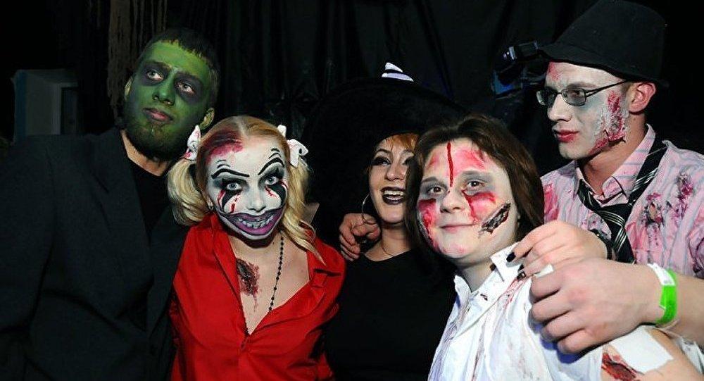 Halloween : les costumes les plus populaires en Russie