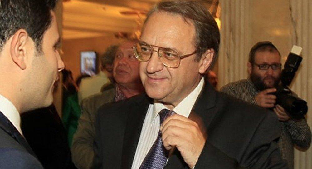 MAE : la Russie acceptera tout homme politique au poste de président de Syrie