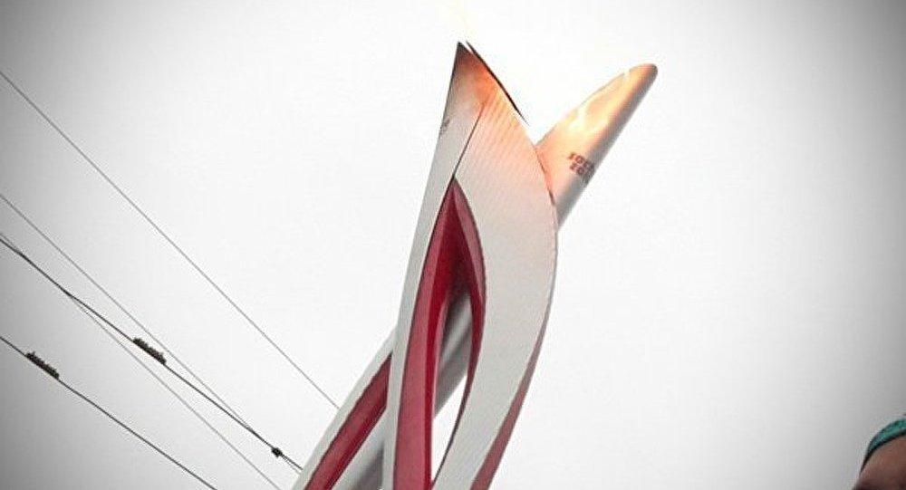 Les militaires vont aider à lancer la flamme olympique dans l'espace