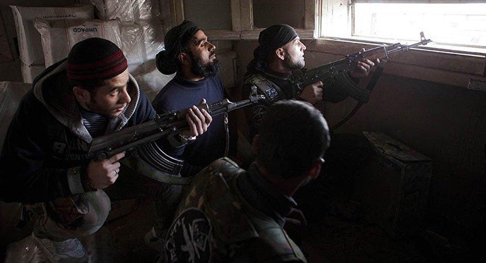 La CIA entraîne des combattants de l'opposition syrienne