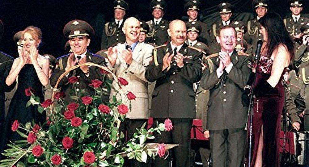 L'ensemble Alexandrov a subjugué le public polonais