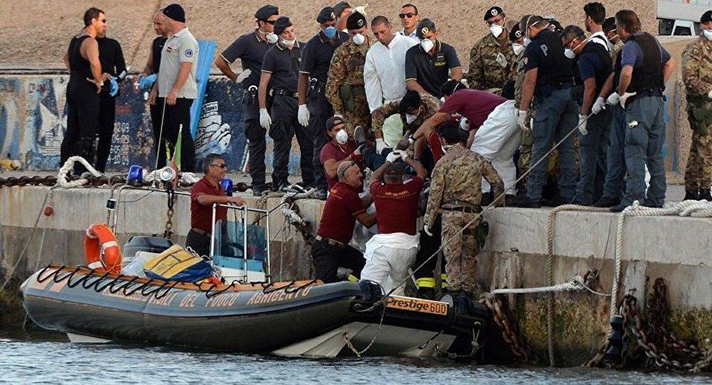 L'Europe détourne les yeux des politique migratoires