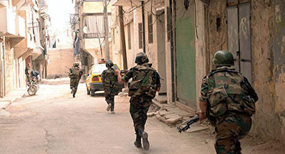 Syrie : l'armée syrienne prend la ville de Safira