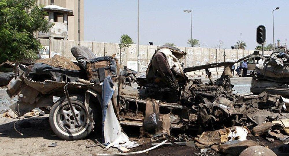 Irak : au moins 5 morts dans un attentat au camion piégé