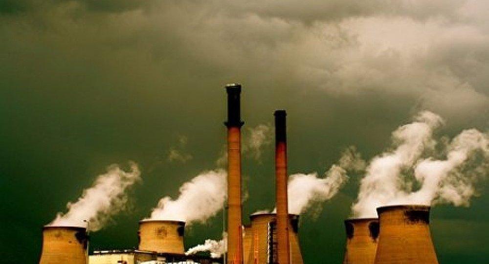 La concentration des gaz à effet de serre à un niveau record