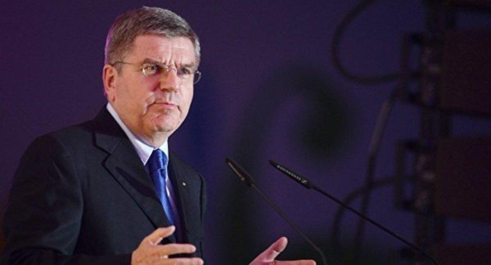 Le CIO est contre le boycott des JO