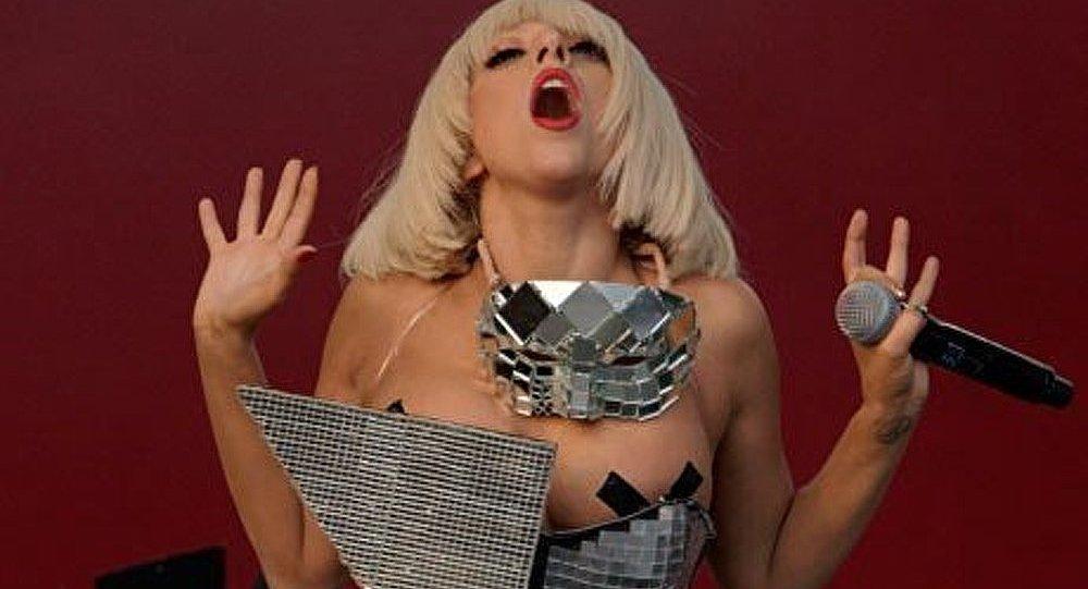 Lady Gaga va chanter dans l'espace