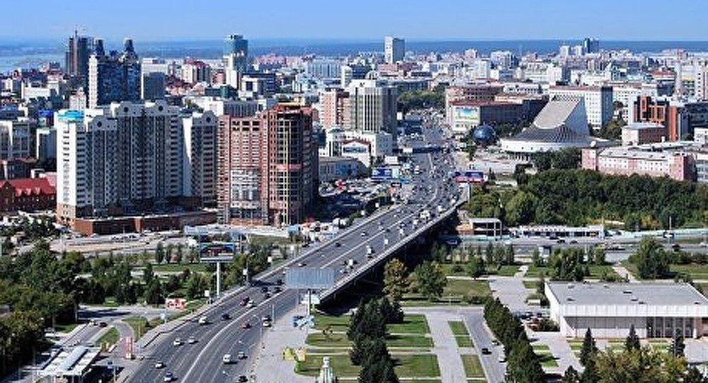 Forum international Tekhnoprom ouvert à Novossibirsk