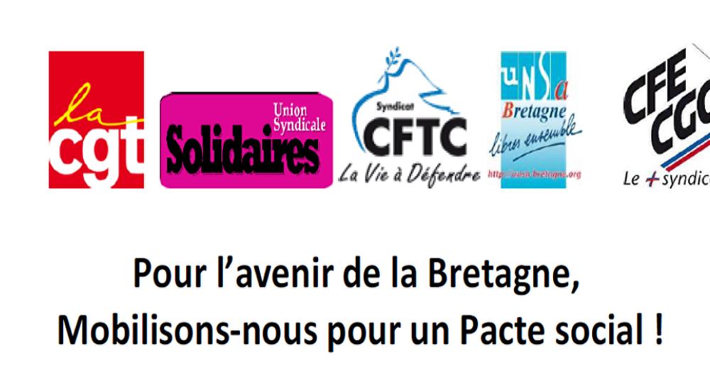 Une nouvelle journée de mobilisation annoncée en Bretagne