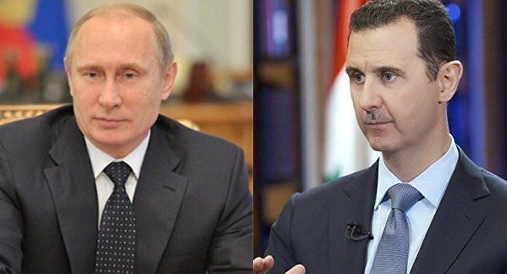 Poutine et al-Assad ont évoqué les préparatifs de Genève 2