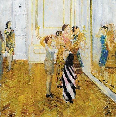 1976 - Le miroir