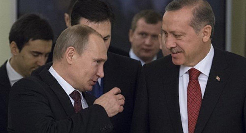 La Turquie intéressée par un accord de libre-échange avec l'Union eurasiatique