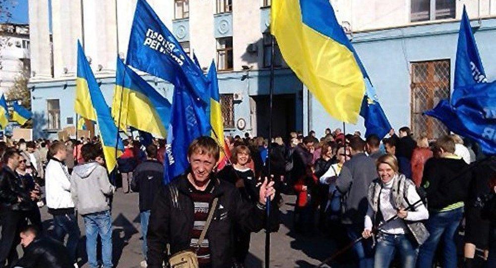 Ukraine/actions pro-UE : de l'étrange financement des manifestations