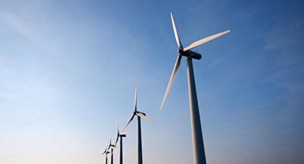 La Russie construira un parc éolien en Arctique