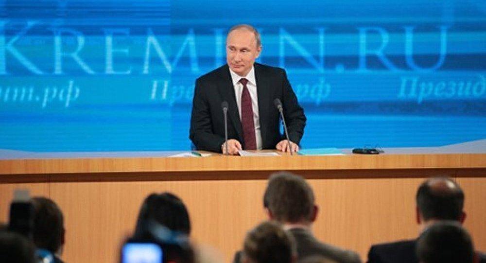 Conférence de presse de Poutine : aucune question ne restera sans réponse