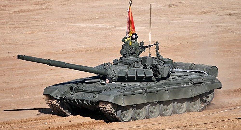 Russie : le ministère de la Défense se dote de 100 chars modernisés