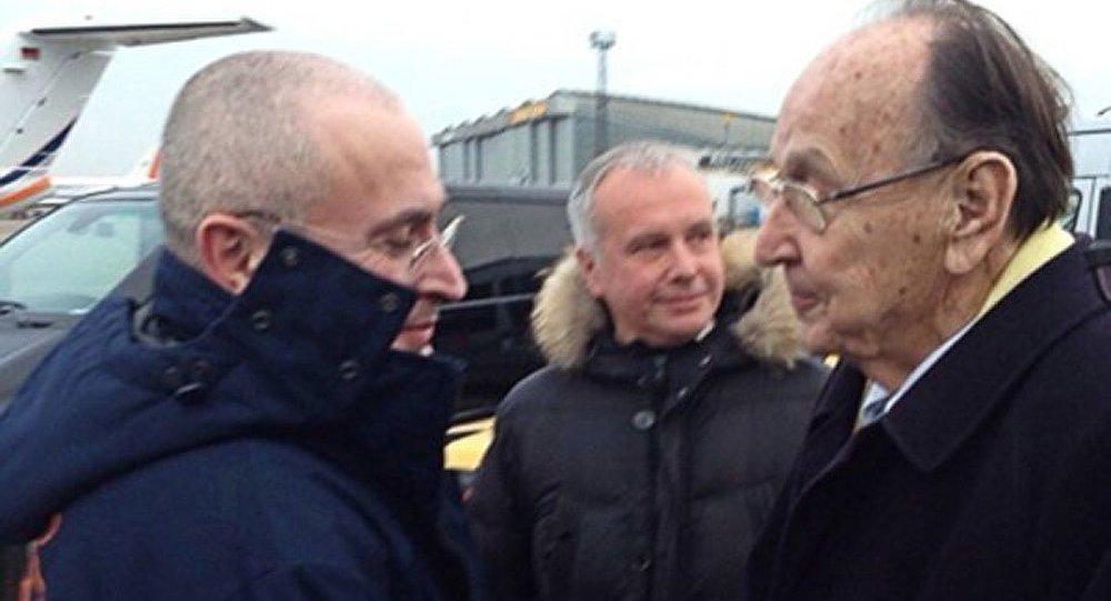 Un visa pas comme un autre ou le cas Khodorkovski