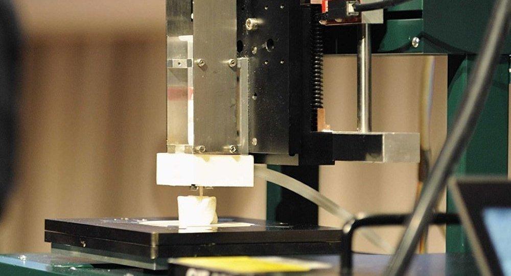 Il est possible d'imprimer un foie en 3D