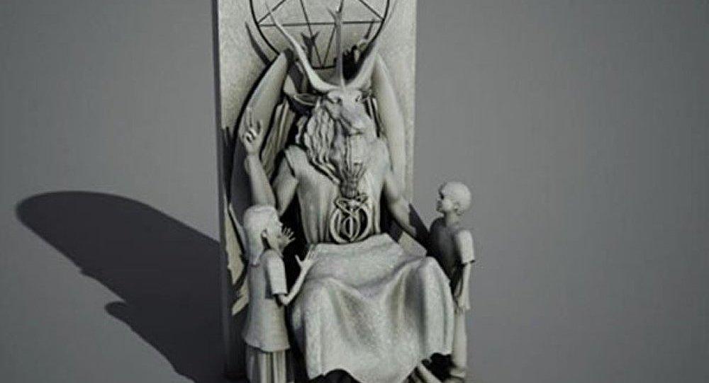 Un projet de monument à Satan présenté aux États-Unis