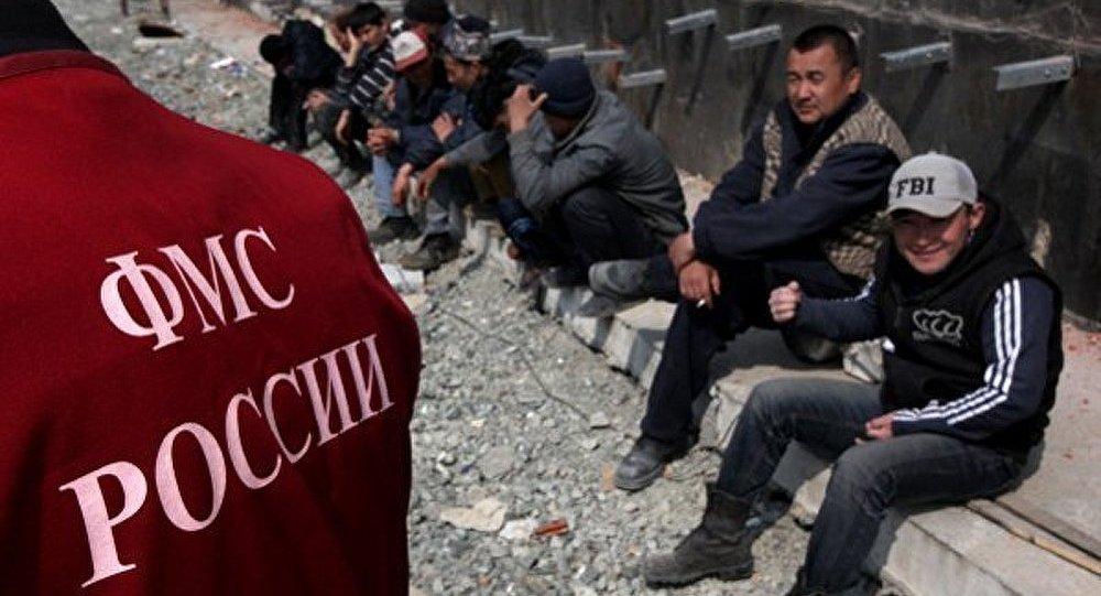 Immigration : 500 000 étrangers interdits d'entrée en Russie