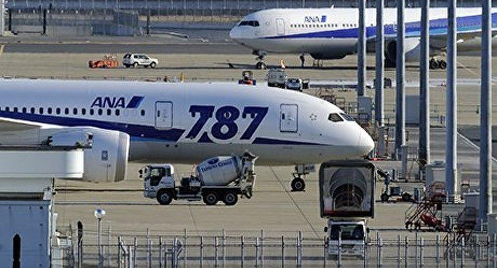 Un Dreamliner atterrit d'urgence au Japon