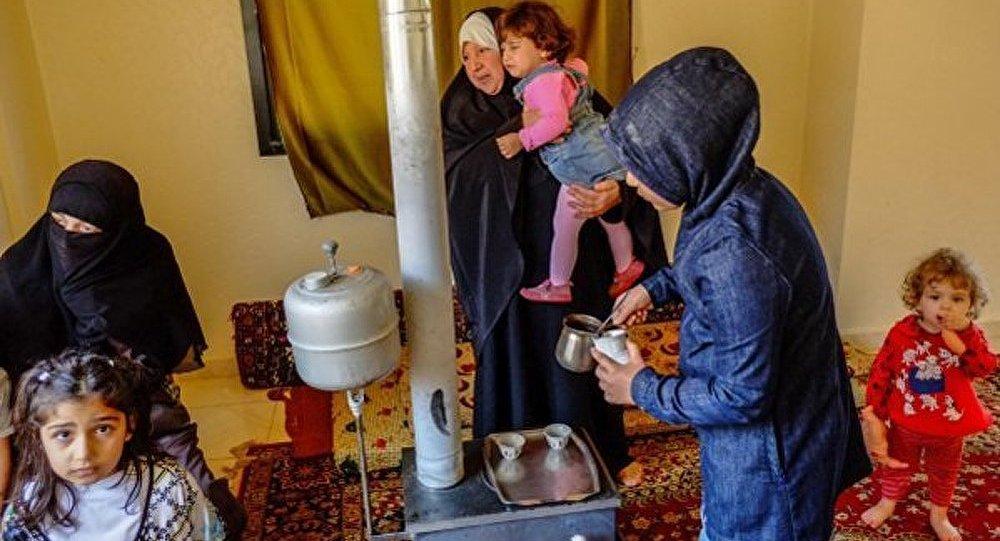 L'ONU demande une somme record pour aider les réfugiés syriens