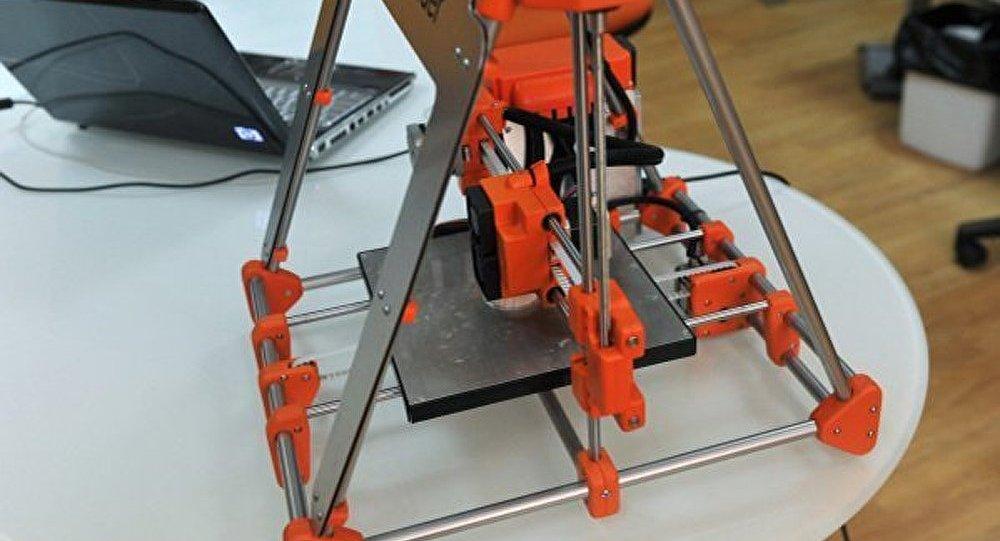 Les magasins moscovites commencent à vendre des imprimantes 3D