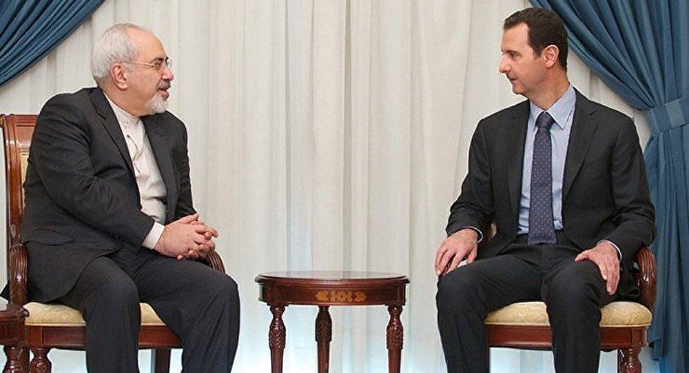 Bachar al-Assad voit une menace en l'Arabie Saoudite
