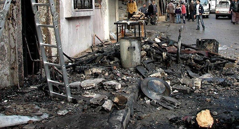 Syrie : forte explosion au nord du pays, au moins 26 morts
