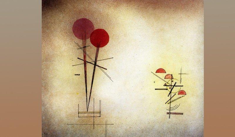 Vassily Kandinsky Composition II
