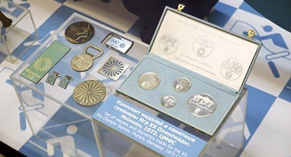 Prochaine ouverture d'une exposition olympique dans le centre de Moscou