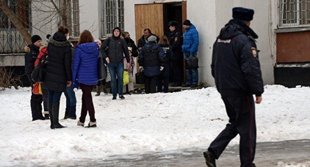 Le tireur de Moscou souffrait de problèmes psychologiques