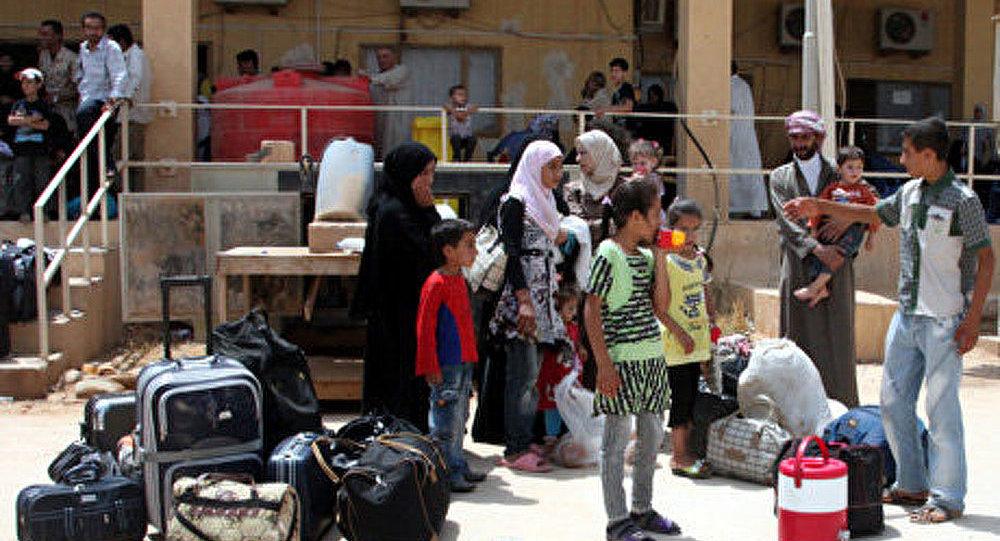 Plus de 1000 réfugiés syriens ont reçu un asile en Russie