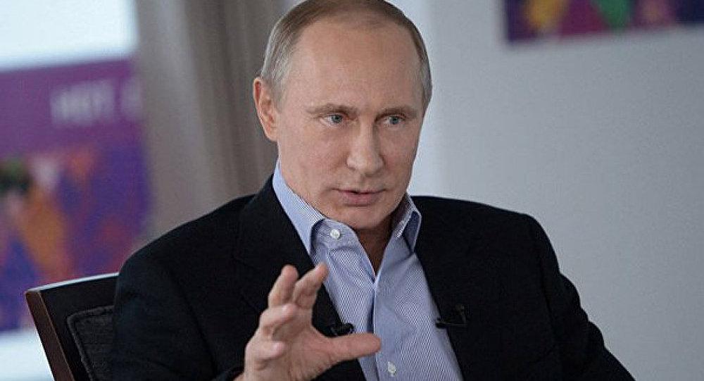Poutine espère que l'expérience russe sera utile pour le CIO