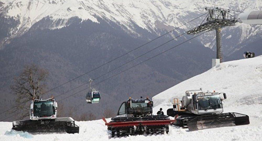 JO de Sotchi : de la neige, il y en aura !
