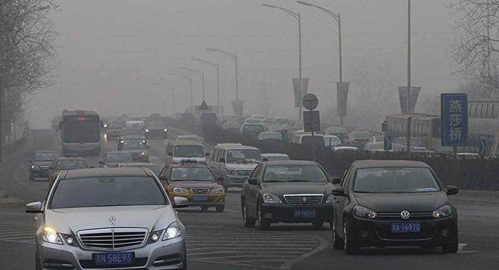 Pékin en vigilance « jaune » à cause du smog
